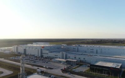 SK Battery Hungary is to build its Iváncsa plant based on the good experiences in Komárom