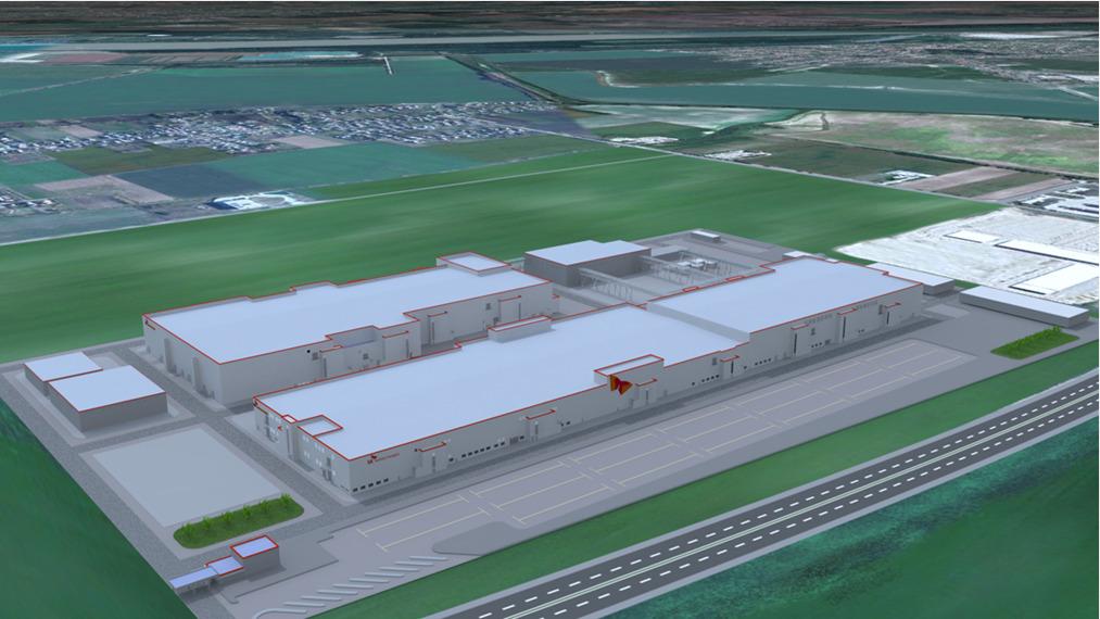 A tervek szerint haladnak az SK Battery beruházás előkészítő munkái Iváncsán